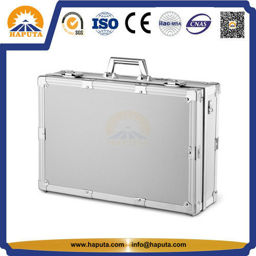 Waterproof Hard Business Travel Aluminum Camera Case (HC-1101)