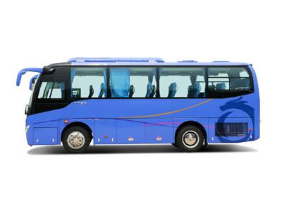 Sunlong Slk6902A6n Natural Gas Passenger Bus