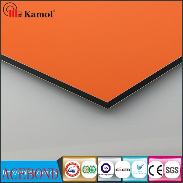 Aluminum Composite Panel 2-10mm ACP Insulated Wall Panel