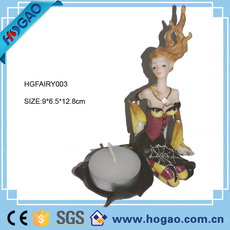 Poly Resin Fairy Figure Polyresin Craft