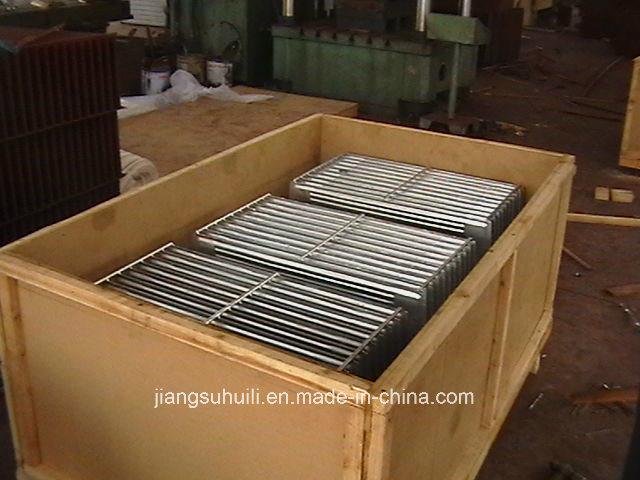 Transformer Radiators for Hot DIP Galvanised