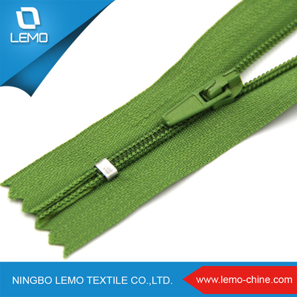 #3 #4 #5 C/E a/L Customer Nylon Zipper for Jeans