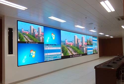 P6 Full Color LED Advertising Screen Indoor LED Display