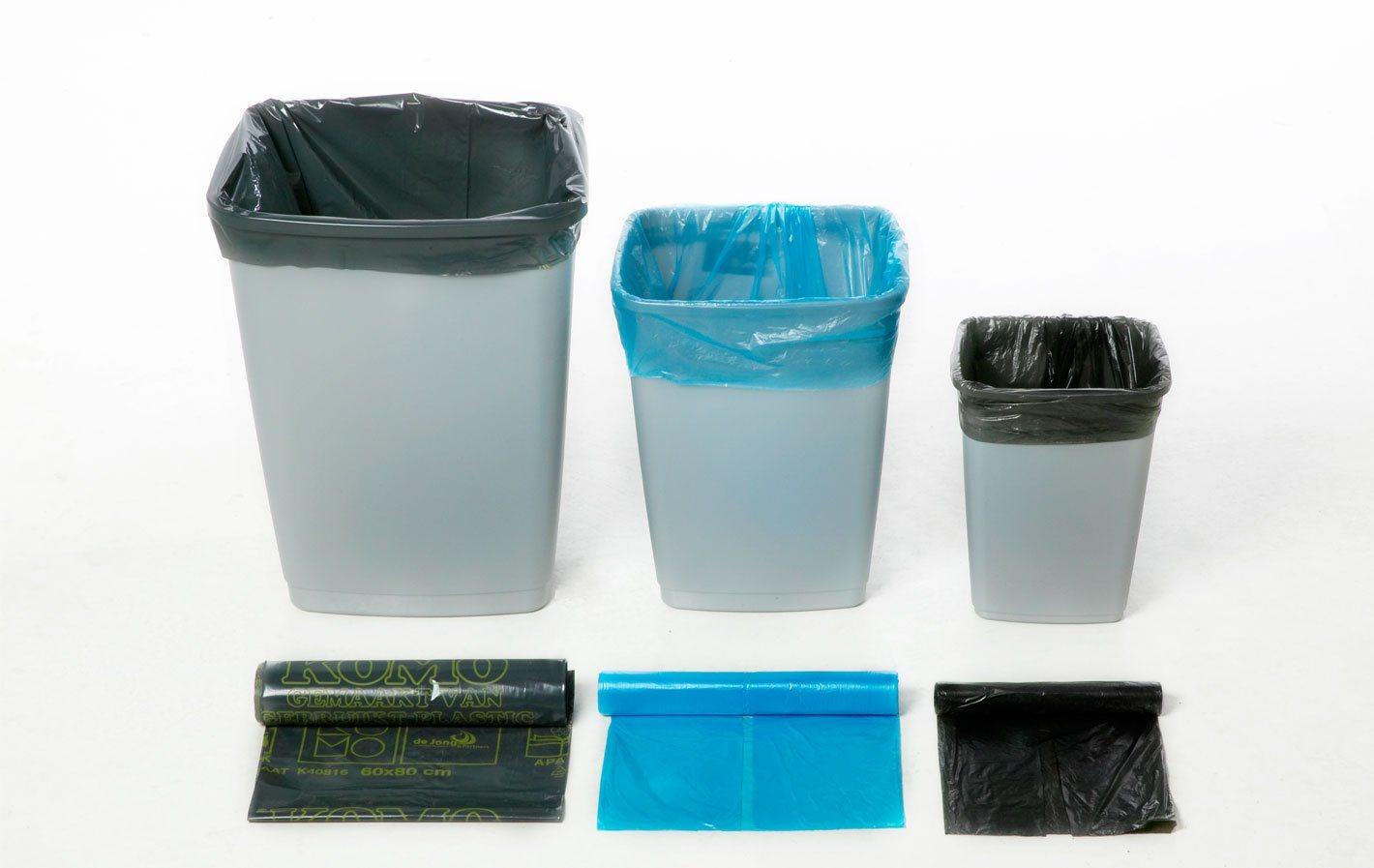Custom Order Colorful Trash Plastic Bag on Roll