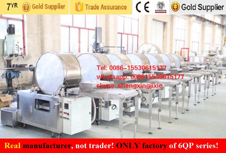 Automatic Ethiopia Injera Making Machine/ Canjeero Machine/  Lahooh Machinery/Qaddo Machine (manufacturer)
