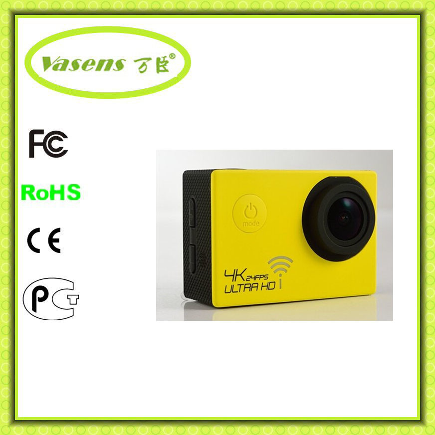Ation Camera with Waterproof Function