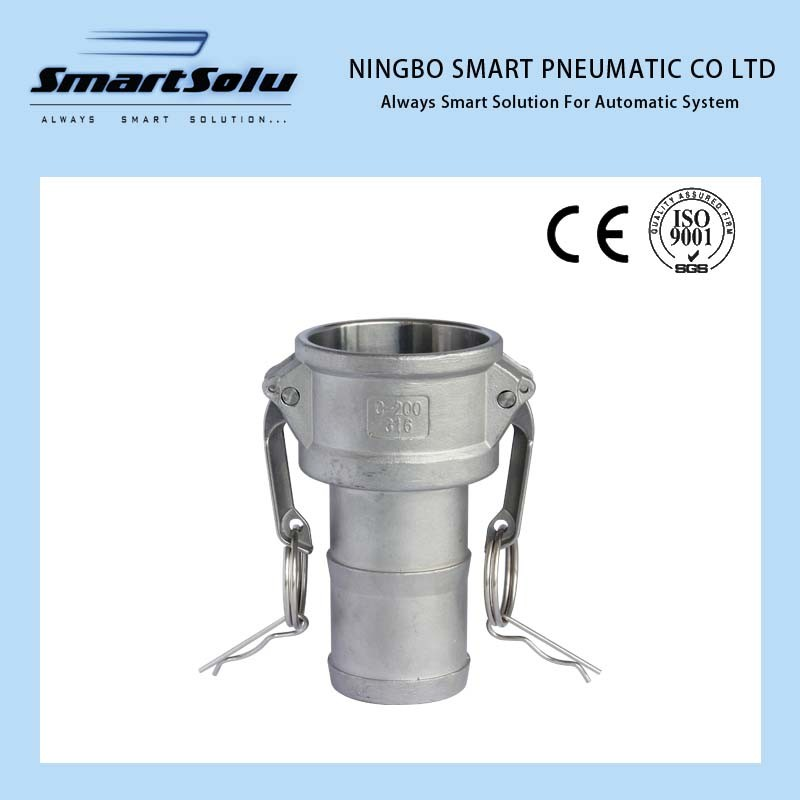 High Quality Stainless Steel 316 Camlock Quick Coupling for Industry
