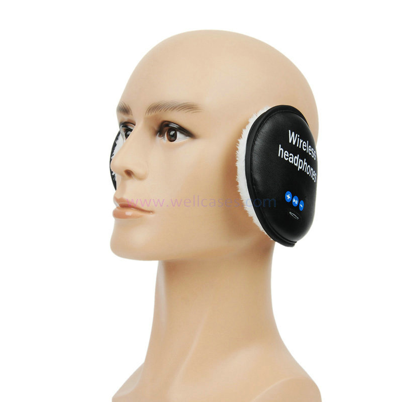 Warm Earmuffs Bluetooth Chargable Wireless Earmuffs/Earbuds Headphone/Headset/Earphone