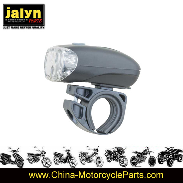 Bicycle Parts LED Front Flash Light for Bar Diameter 22.2-31.8mm