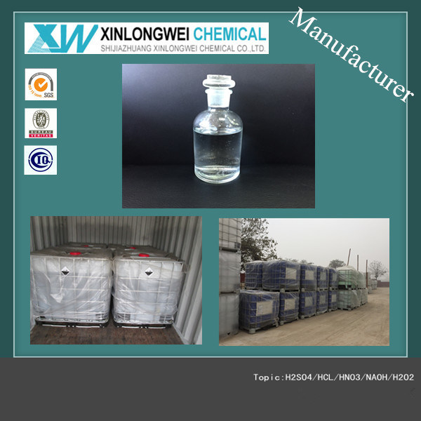 Glacial Acetic Acid (acetic acid) Supplied by ISO Factory