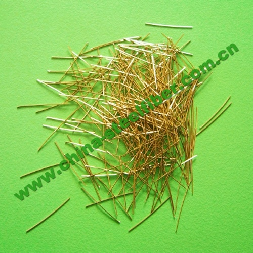 Micro Steel Fiber with Copper Coated
