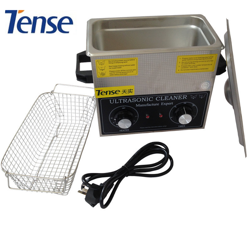 Tense Ultrasonic Cleaner with Heating Element (TS-4800B)
