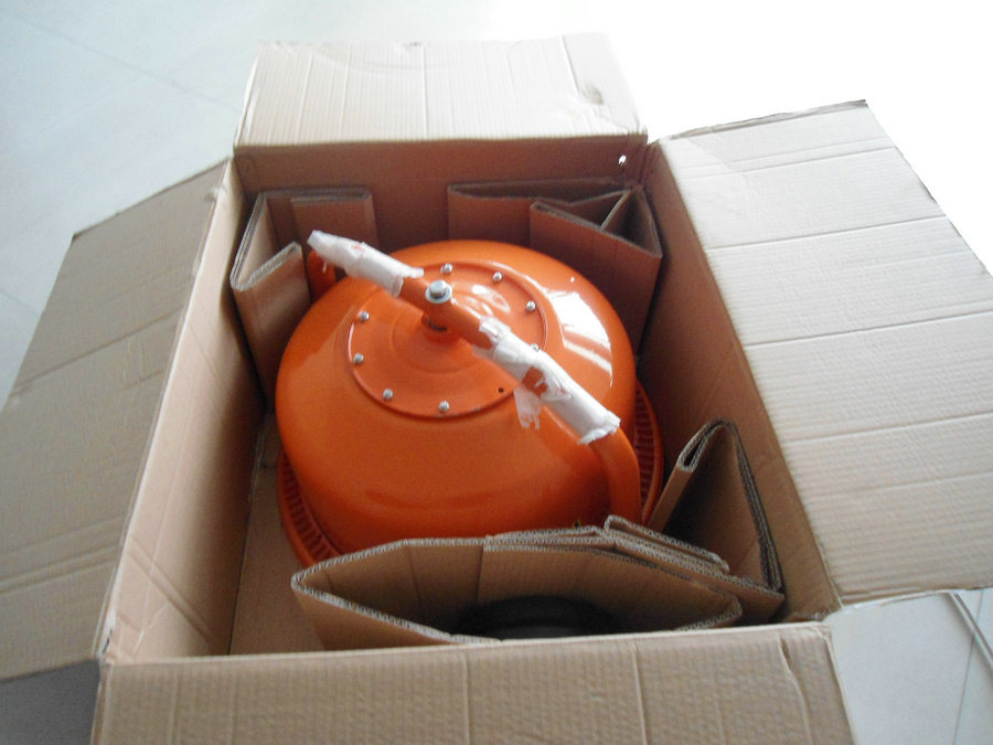 140L 0.5HP Portable Electric Concrete Mixer