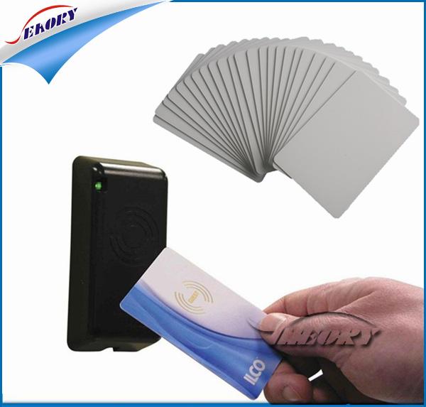 PVC Material Blank Smart Card/ Plain Card
