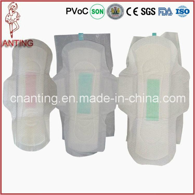 Women Sanitary Napkin Wholesale in China