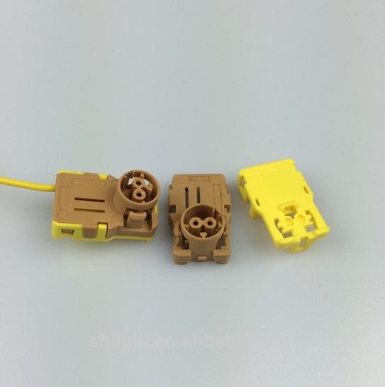 Connector Part, Telecommunication Part, Connector