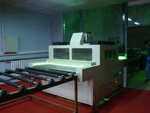 High Speed Stainless Steel Etching Machine