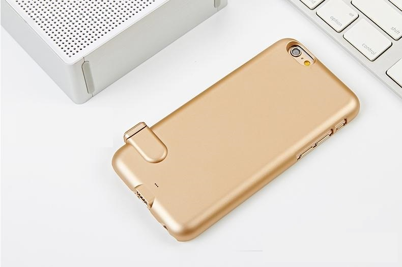 Cell Phone Case for iPhone 6 - Mobile Phone Cover with Power Bank
