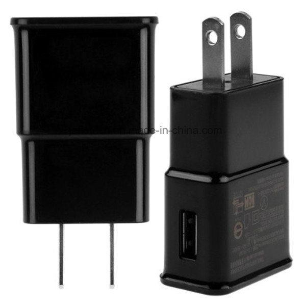 EU Us Plug Universal USB Wall Charger Adapter for Samsung