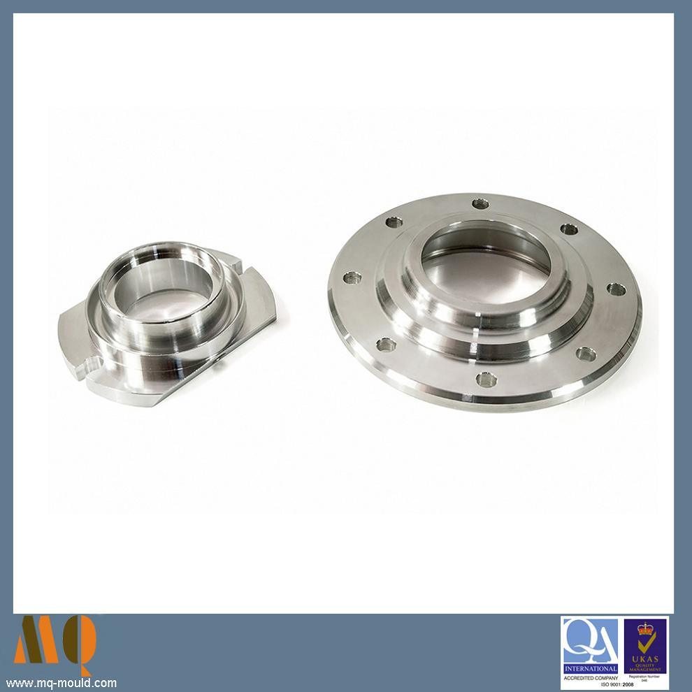 Precision CNC Machining Aluminum and Plastic Parts