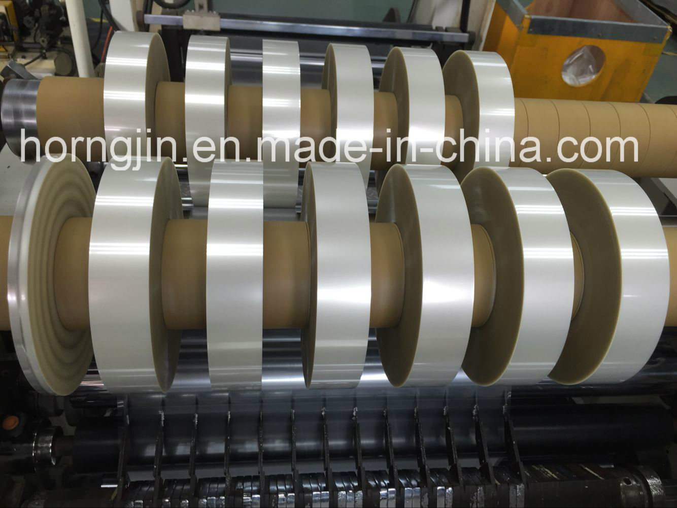 Heat Seal Laminated Coating Film Polyester Tape Adhesive Tape Pet Mylar for Cable Shield Wrapping