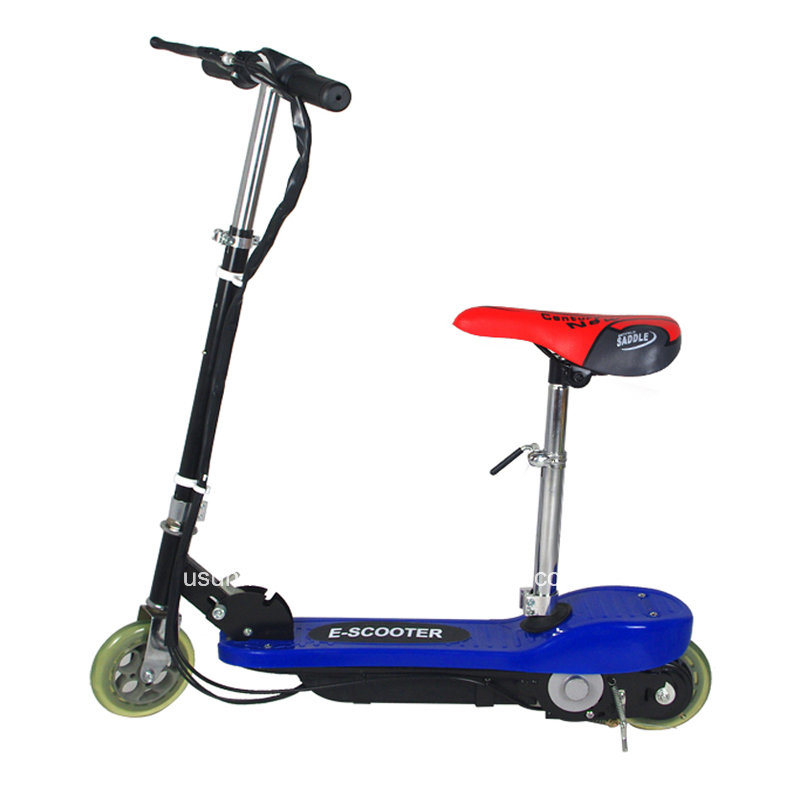 Skateboard Foldable Electric Scooter with Handle