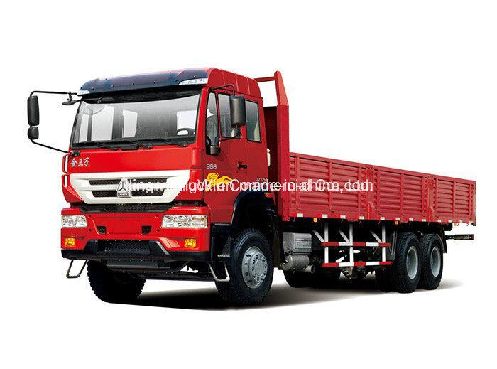 Sinotruk Brand 6X4 Driving Type Cargo Truck