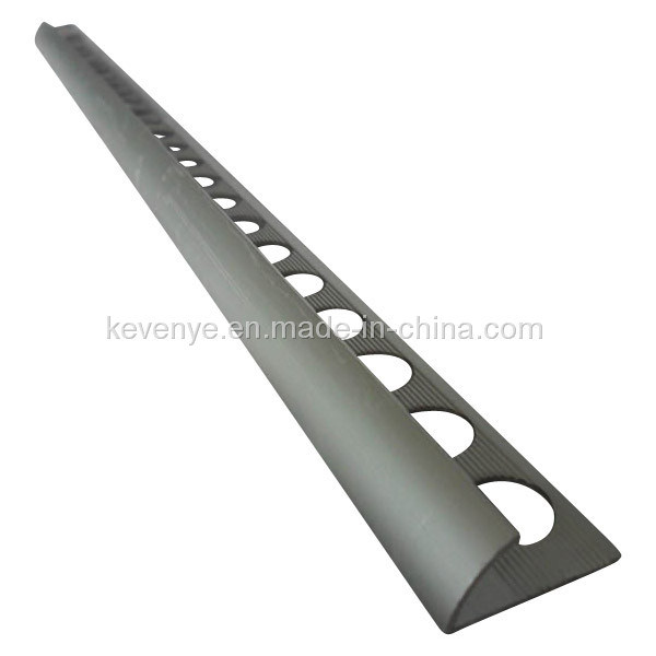 Aluminum Tile Trim Round Edge
