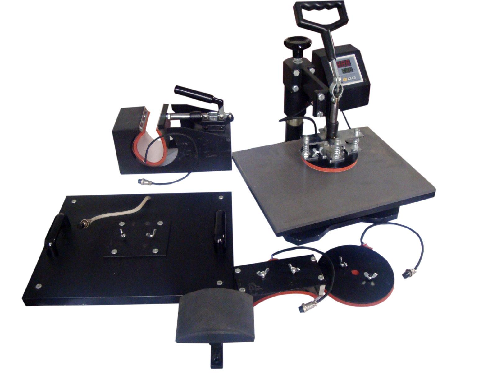 heat presses machine