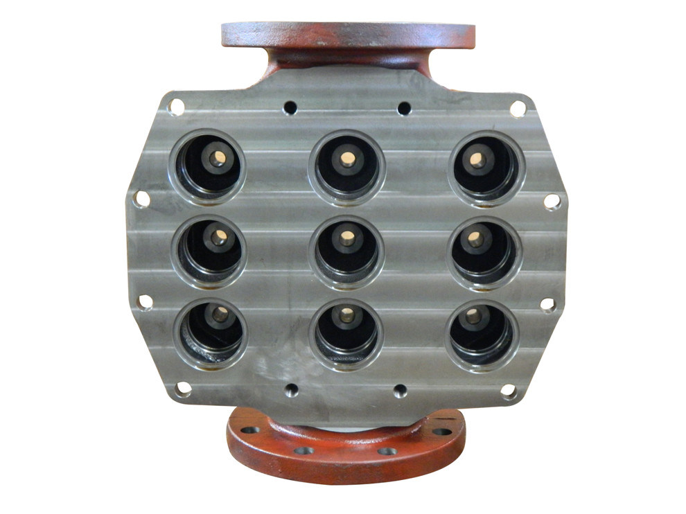 Sand Iron Pump Casting