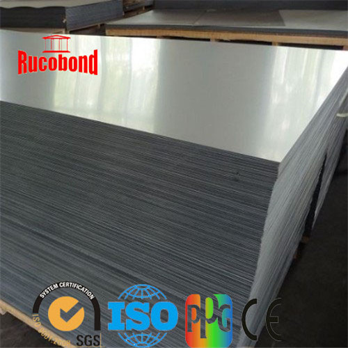 Rucobond PVDF PE Aluminum Composite Panel Cladding Wall