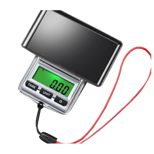 Backlight Jewelry Scale with AAA Battery (XF-DS22)