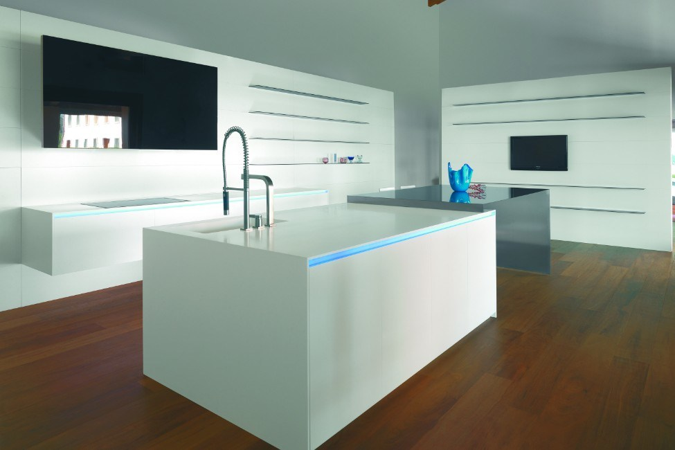 paint kitchen cabinets high gloss white