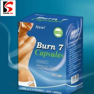 Burn 7 Herbal Weight Loss Diet Pill