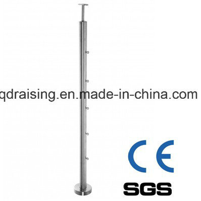 Ce Certificated Stainless Steel Railing and Baluster