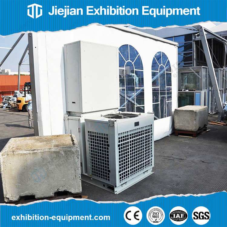 Temporary Cooling Outdoor Wedding Tent Air Conditioner