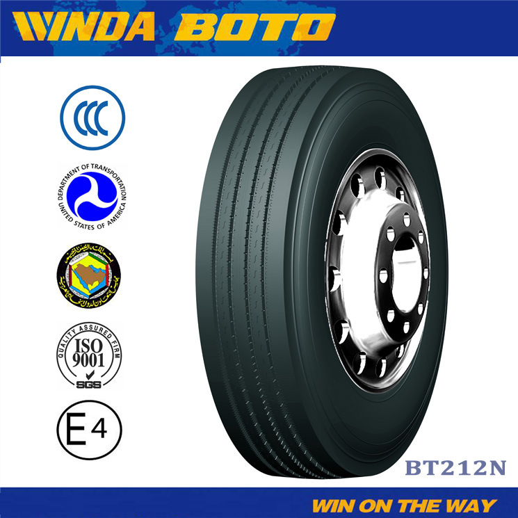 Boto Tubeless Tyre for Car Truck Radial Truck Tyre 315 70 22.5.