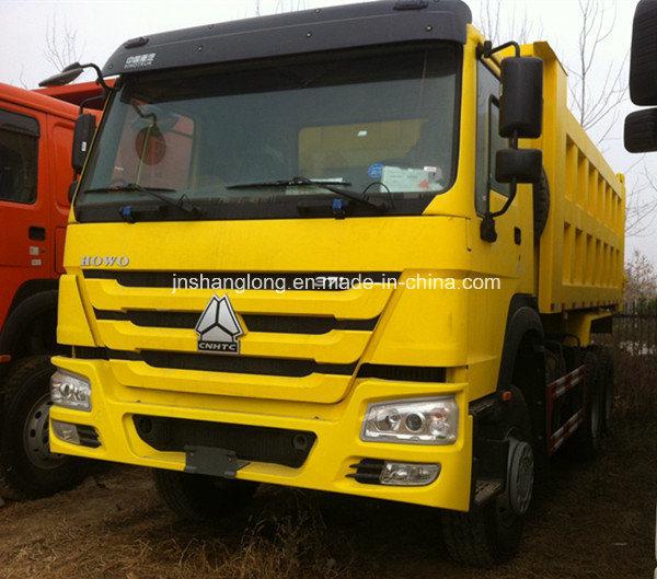 HOWO 6X4 336HP Dump Truck Zz3257n3647A