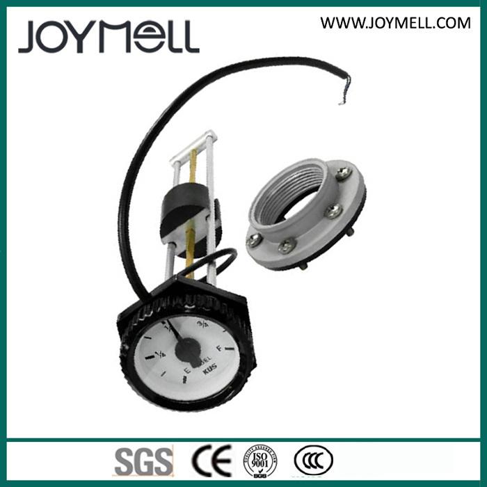 Mechanical Type Fuel Level Gauge 200mm for Generators