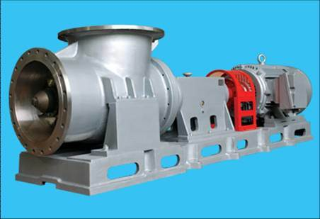 Big Flow and Low Head Chemical Axial Flow Pump (HZW)