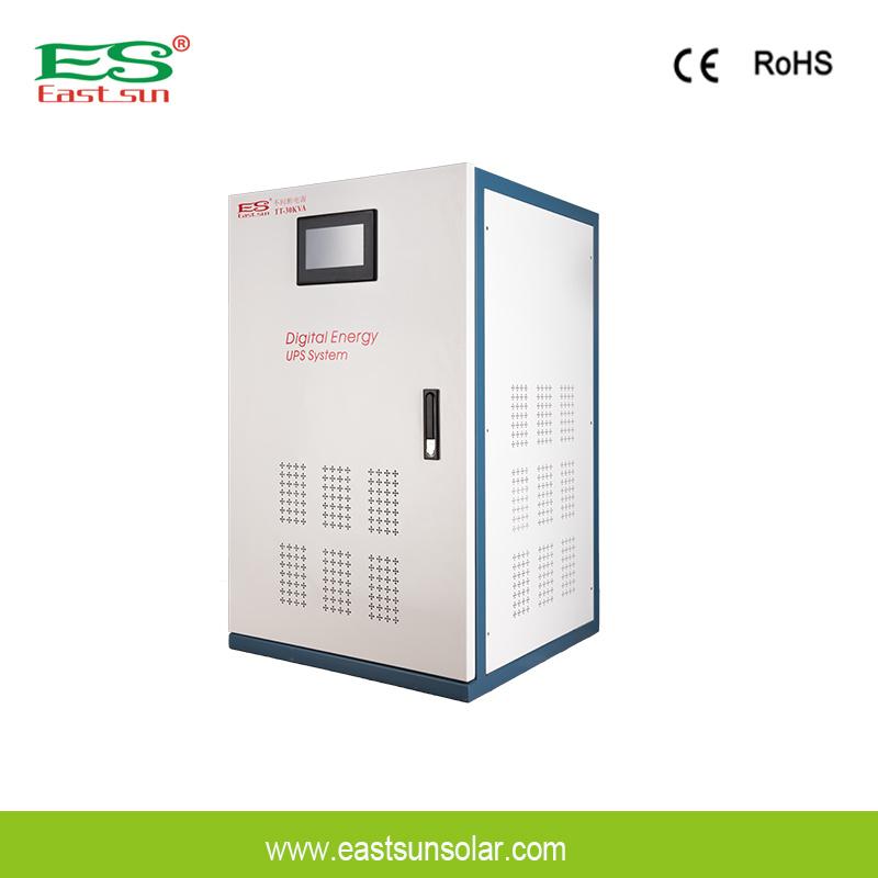 10kVA 15kVA 20kVA 30kVA Online 1 Phase in 3 Phase out Patented UPS Uninterruptible Power Supply