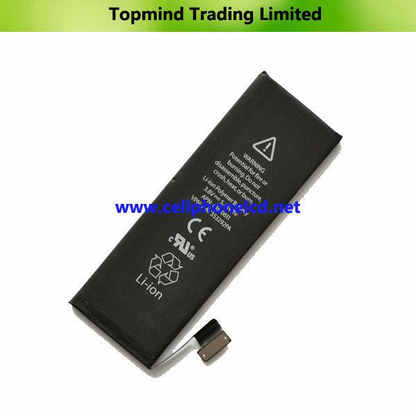 Original Battery for Apple iPhone 5 3.8V 1440mAh