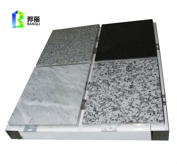 Color Coated Aluminum Wall Panel Guarentee 15 Years Decorative Material