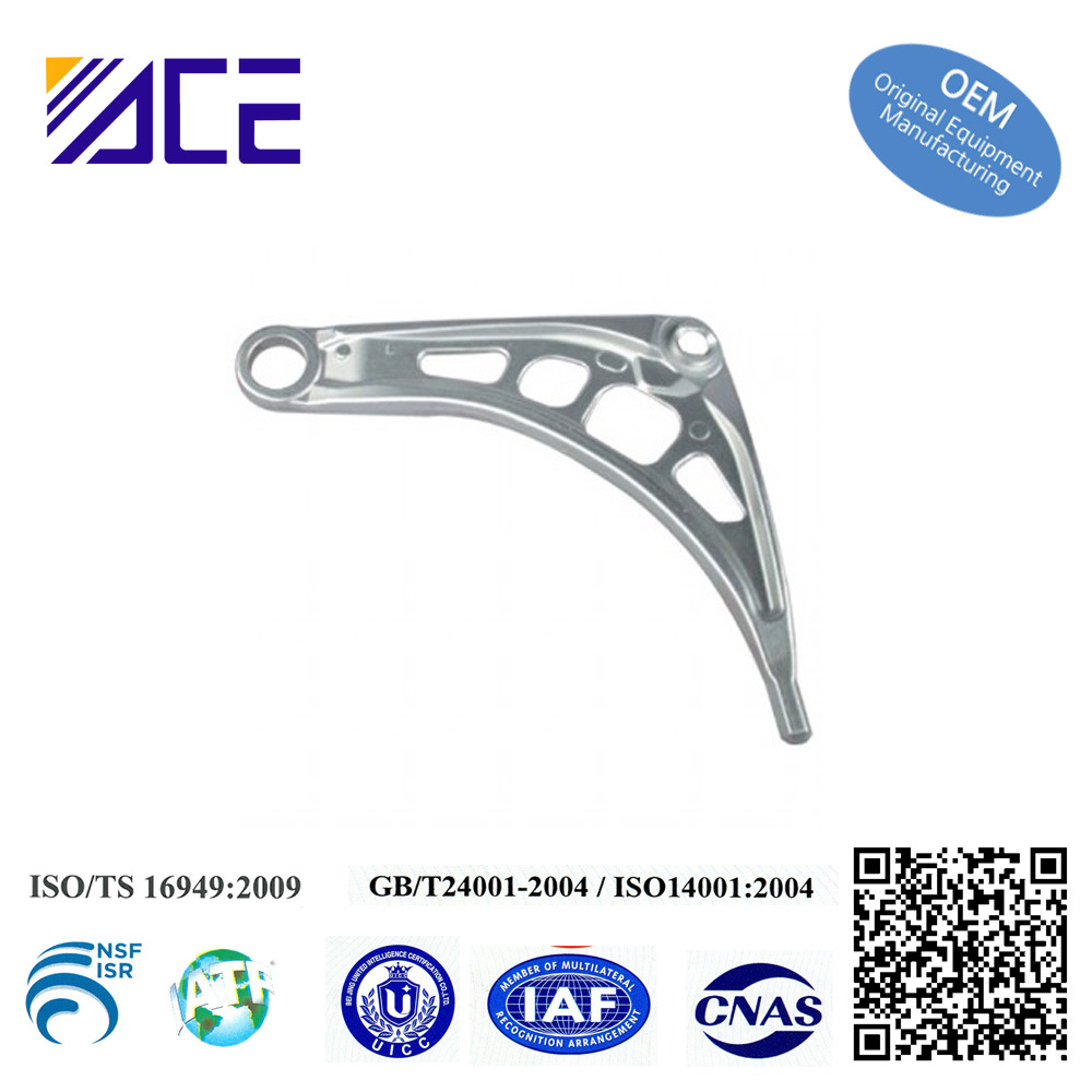 Custom Small Aluminum Metal Forging Bracket