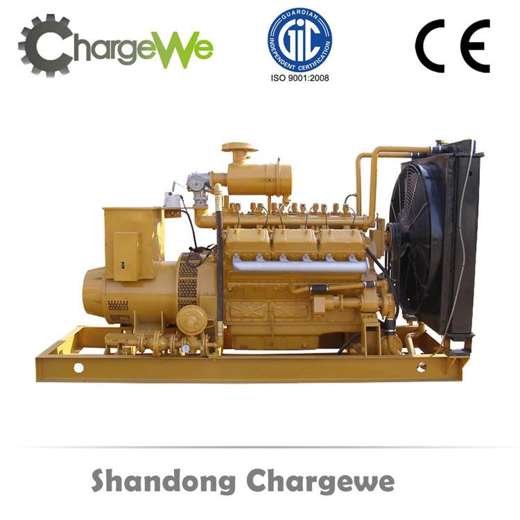 Water Cooler Natural Gas Generator Set 400kw