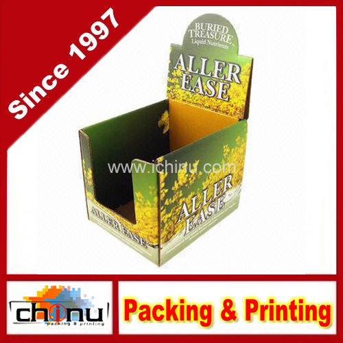 Custom OEM Printing Paper Display (6227)