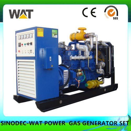 10-200kw Gas Generator Set 2017 Hot Sale