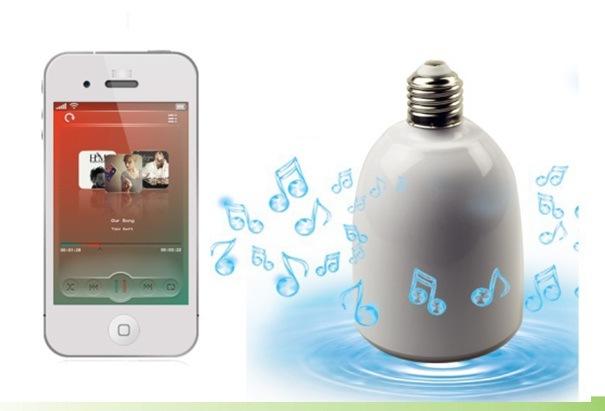 Smart LED Blue Tooth Musical Lighting LED Light