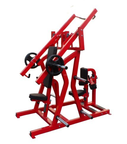 Fitness Equipment / Commercial Use ISO-Lateral Chest/ Back