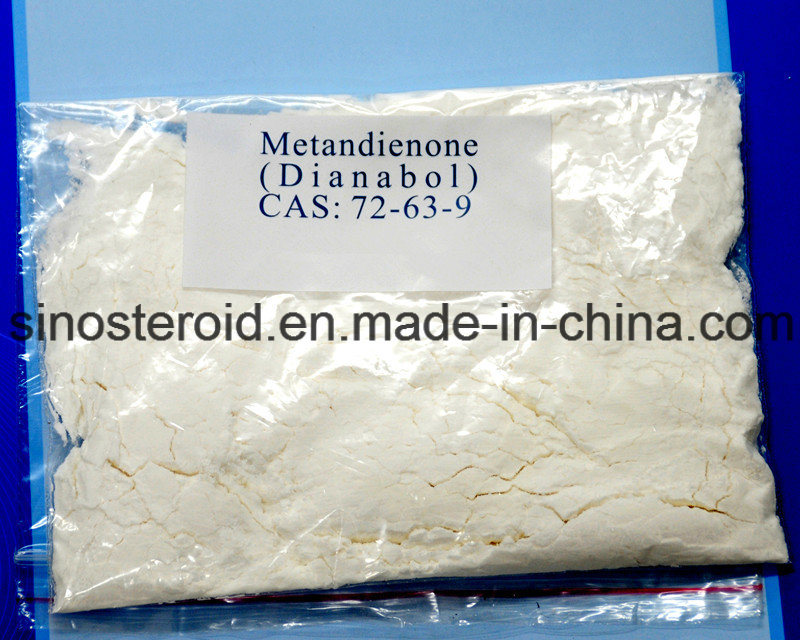 Anabolic Steroids Hormones Metandienone/Dianabol (D-Bol) for Muscle Building